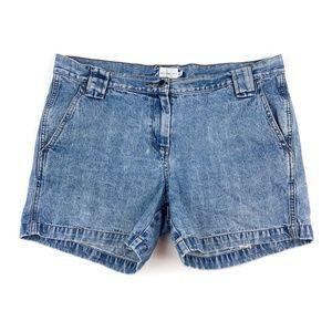 Vintage Calvin Klein Jean Shorts Size 10 Womens